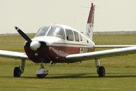 G-BXAB @ EGMH - 1984 Piper PA-28-161, c/n: 28-8416054