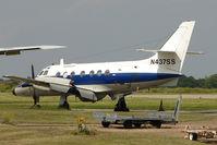 N437SS @ EGMH - British Aerospace JETSTREAM 3102, c/n: 656 at Kent International
