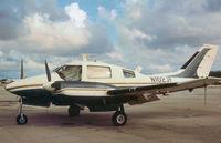 N102JF @ TMB - Beagle 206 as seen at New Tamiami in November 1979. - by Peter Nicholson