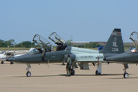 66-4334 @ AFW - At Alliance Airport - Fort Worth, TX - by Zane Adams