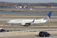 N39297 @ DTW - Continental 737