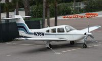 N28SW @ SPG - PA-28RT-201T