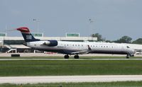 N930LR @ SRQ - US Airways CRJ900 - by Daniel Compton