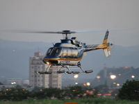 N137PD @ TJIG - bell 407 hovering for take off @ isla grande,pr - by PRINAIRPHOTO