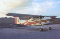 CF-SMK @ X51 - Cessna A185E as seen at Homestead General in November 1979. - by Peter Nicholson