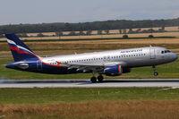 VP-BZS @ VIE - Aeroflot