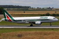 I-BIKA @ VIE - Alitalia