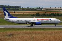 TC-JHJ @ VIE - Anadolu Jet
