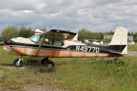 N4977D @ 95Z - 95Z North Pole