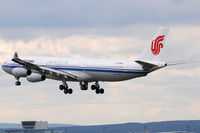 B-2385 @ FRA - Air China - by Chris Jilli