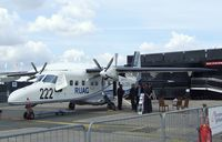D-CNEU @ LFPB - Dornier Do 228-212 NG at the Aerosalon Paris/Le-Bourget 2011