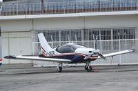 F-GSZS @ LFPB - SOCATA TB.20 Trinidad at the Aerosalon Paris/Le-Bourget 2011