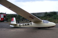 G-CHWT @ X3EH - Shenington Gliding Club - by Chris Hall