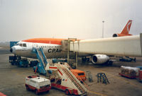 C-GCPC @ AMS - CP Air - by Henk Geerlings