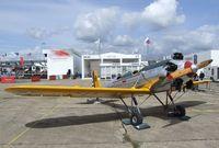 N53018 @ LFPB - Ryan ST3KR at the Aerosalon Paris/Le-Bourget 2011