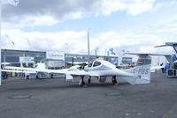 OE-FGS @ LFPB - Diamond DA-42M-NG Twin Star at the Aerosalon Paris/Le-Bourget 2011