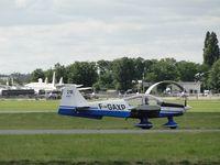 F-GAXP @ LFPB - Taxiing at Le bourget Airshow 2011