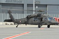 6M-BG @ LOWW - Austrian Air Force Sikorsky S70 Black Hawk - by Dietmar Schreiber - VAP