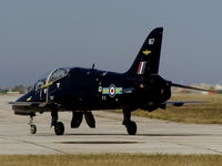 XX167 @ LMML - Hawk T1 XX167 208Sqd RAF - by raymond