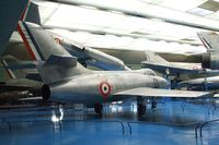01 - Dassault Mystere IVA prototype at the Musee de l'Air, Paris/Le Bourget - by Ingo Warnecke