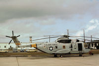 65-12797 @ PAM - CH-3E of the 55th Aerospace Rescue & Recovery Squadron visiting Tyndall AFB in November 1979. - by Peter Nicholson