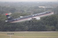 N186US @ TPA - US Airways A321