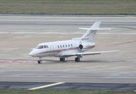 N241JS @ TPA - Hawker 800XP