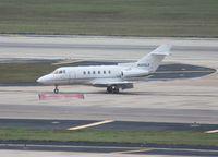 N805LX @ TPA - Hawker 800XP