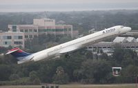 N937DL @ TPA - Delta MD-88s
