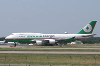 B-16401 @ DFW - EVA Air Cargo at DFW Airprot