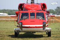 N2FH @ LAL - Sikorsky S-70 Firehawk