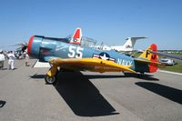 N5FJ @ LAL - AT-6 Texan