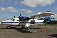 N52FW @ SHN - Parachute club DHC-6 - by Duncan Kirk