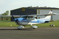 D-EOQP @ LFLH - Chalon-Champforgeuil - by ThierryBEYL