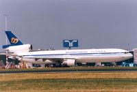 B-152 @ EHAM - Mandarin Airlines - by Henk Geerlings
