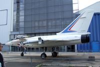 F-ZWRE - Dassault Rafale A prototype at the Musee de l'Air, Paris/Le Bourget - by Ingo Warnecke