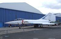 F-ZWRM - Dassault Super Mirage 4000 prototype at the Musee de l'Air, Paris/Le Bourget - by Ingo Warnecke