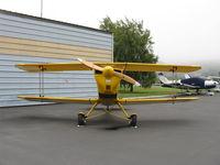 N104M @ SZP - 1992 Galpin Bucker JUNGMANN AERO Z 131, Lycoming IO-360 A&C 200 Hp conversion - by Doug Robertson