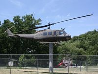 68-15533 - Bell UH-1H-BF Iroquois, c/n: 10261,  Morse Park, Neosho, MO - by Timothy Aanerud