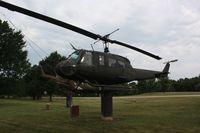69-15051 - Bell UH-1H-BF, c/n: 11339; American Legion Vietnam War Memorial Post 639 - by Timothy Aanerud