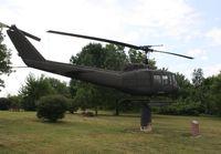 69-15051 - Bell UH-1H-BF, c/n: 11339, American Legion Vietnam War Memorial Post 639 - by Timothy Aanerud