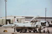 52-9848 @ PAM - T-33A Shooting Starof the Air Defence Weapons Centre at Tyndall AFB in November 1979. - by Peter Nicholson