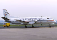 N109TA @ EDLW - Tempelhof Airways USA / Taxiing in after flight from Berlin-Tempelhof to Dortmund. - by Wilfried_Broemmelmeyer