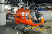 D-HDEG - Luftrettung medivac helicopter preserved in Wernigerode - by Joop de Groot