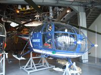 F-MJBL - Sud Aviation SA.319B Alouette III at the Musee de l'Air, Paris/Le Bourget - by Ingo Warnecke