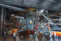 F-WFDQ - SNCASE Sud-Est SE.3101 at the Musee de l'Air, Paris/Le Bourget - by Ingo Warnecke