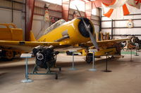 20419 - 1952 North American Harvard at the Bomber Command Museum of Canada - Nanton, Alberta, Canada - by scotch-canadian