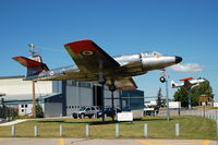 18152 - Avro CF-100 at the Bomber Command Museum of Canada - Nanton, Alberta, Canada - by scotch-canadian