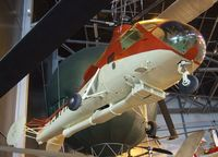 F-WFRQ - Sud-Ouest SO.1110 Ariel II at the Musee de l'Air, Paris/Le Bourget - by Ingo Warnecke