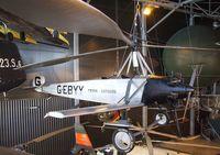 G-EBYY - Cierva C-8L Mk.2 (Avro 611) at the Musee de l'Air, Paris/Le Bourget - by Ingo Warnecke